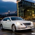 Lexus LS600h